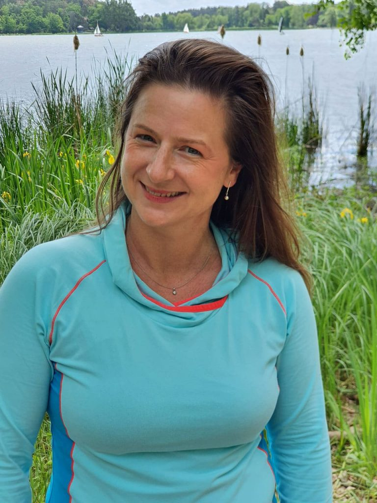 Claudia Kukla Yogalehrerin