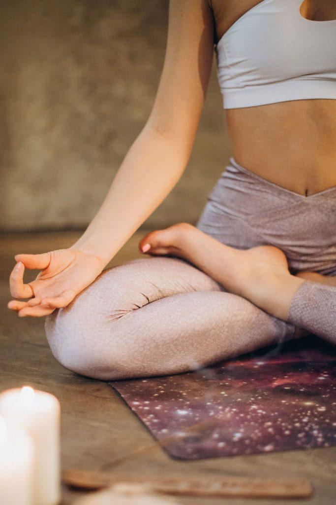 yoga kopf geist koerper