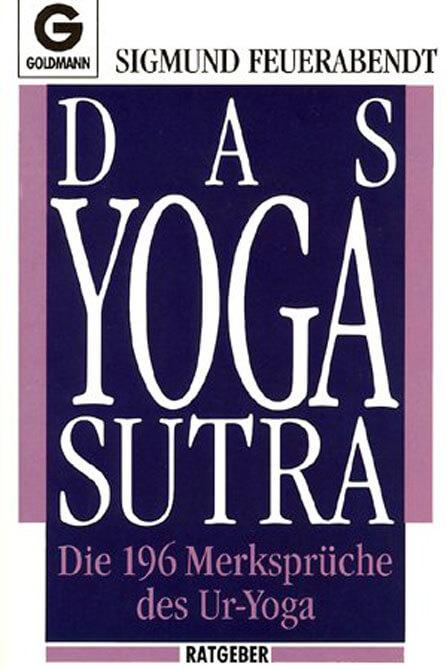 Das Yoga Sutra von Sigmund Feuerabendt